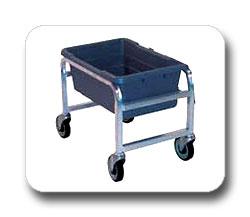Aluminum Meat Lug Carts ALRR-1