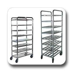 Aluminum Universal Cart AUSCR8-P/1230