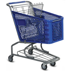 Small Plastic Shopping Carts