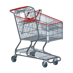 348W Shopping Cart