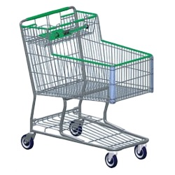 768N Shopping Cart