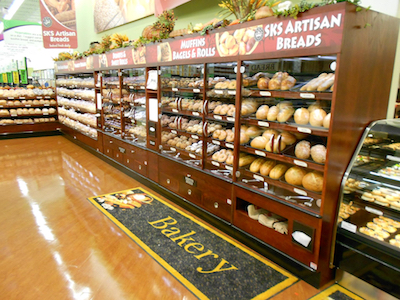 View Bakery Displays