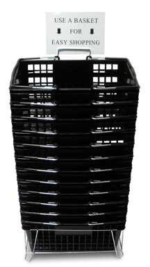 Black Baskets