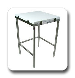 GMT - Stainless Steel Breaking Table