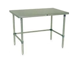 S14GB - Stainless Steel Work Table Flat Top