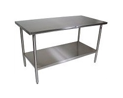S16 - Stainless Steel Work Table