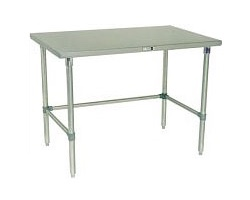 S16B - Stainless Steel Work Table