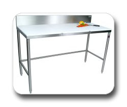 TC-6 Stainless Steel Trimming Tables