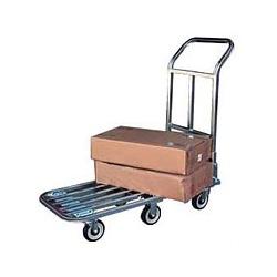 Chrome Flat Cart TCGR1840-1/6