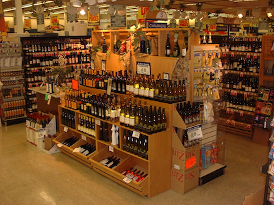 View Wine Displays