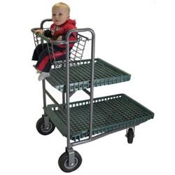 Baby Seat Garden Center Carts