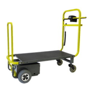 Motorized Material Handling Carts