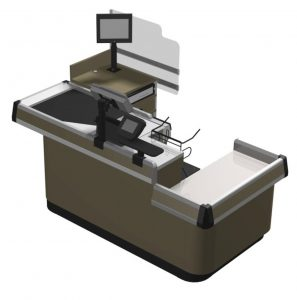 SB-008 Checkout Counter