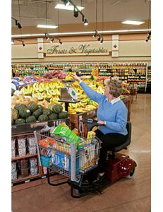 Smart Shopper in use