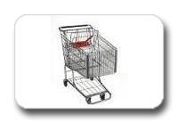 Used Large Shopping Carts