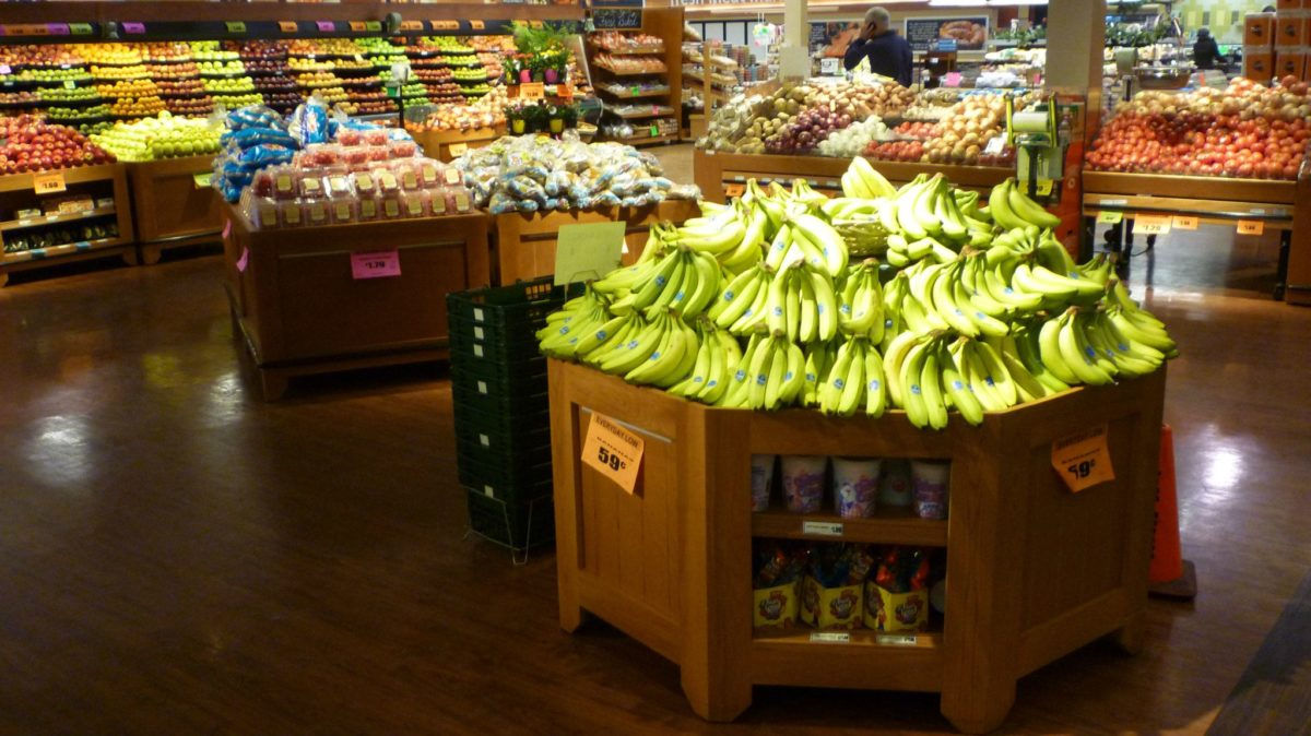 Custom Milled Produce Displays Fruit Amp Vegetable Display