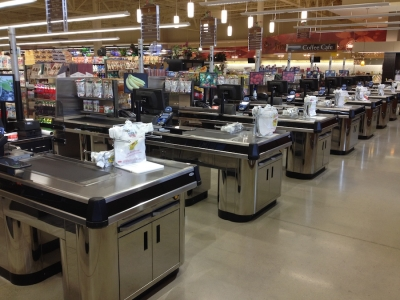 Checkout Counters Rw Rogers