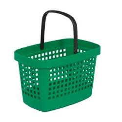 Great Basket - Green