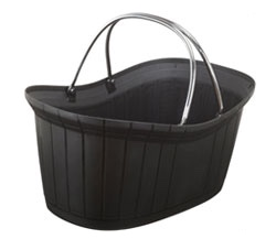 Perfumery Basket - Black