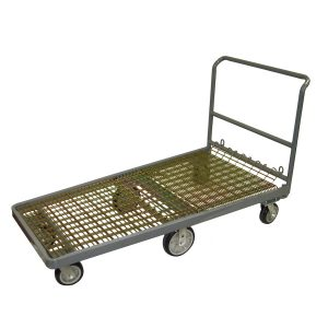 Steel Nesting Flatbed Cart