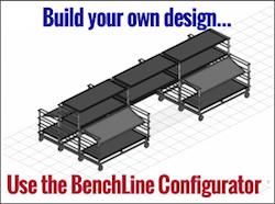 BenchLine Configurator