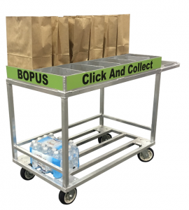 Click & Collect Cart (BOPUS)