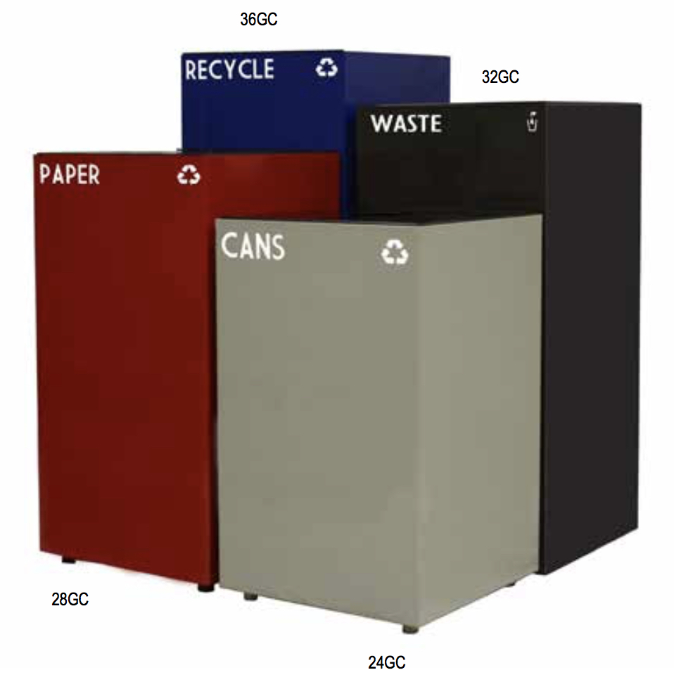 GeoCube Recycling