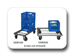 Milk Crate Dollies SSDR1428
