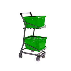 Hand Basket Carts