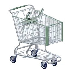 190Z, 210Z, 215Z Shopping Carts