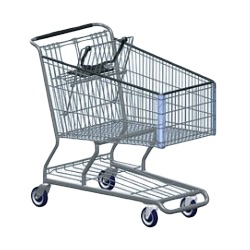 490W Shopping Cart