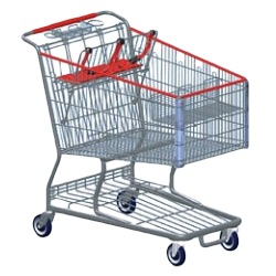 528W, 555W Shopping Cart