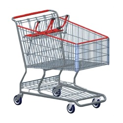 568W Shopping Cart