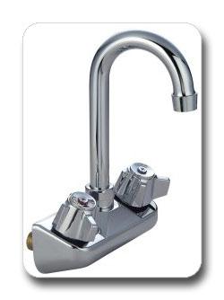 Economy Hand Sink Splashmount Faucet