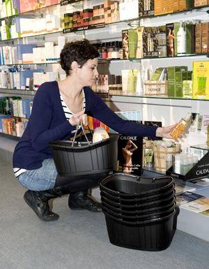 Perfumery Basket