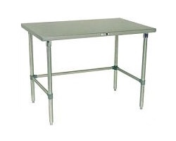 S14B - Stainless Steel Work Table