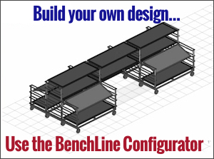 Use our BenchLine Configurator!