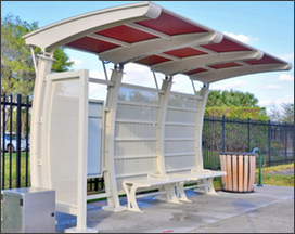 Bus & Transit Shelters