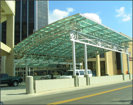 Translucent / Entrance Canopies