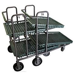 Nesting Garden Center Carts