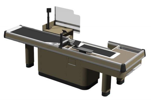 PTA-009 Checkout Counter
