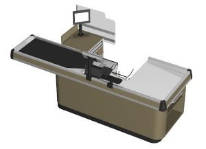 SBP-008 Checkout Counter