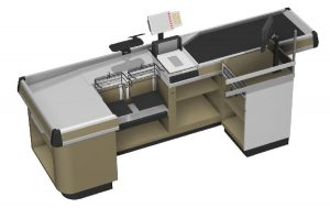 SBP-016 Checkout Counter