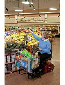 Smart Shopper in use