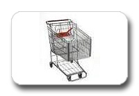 Used Large Shopping Carts