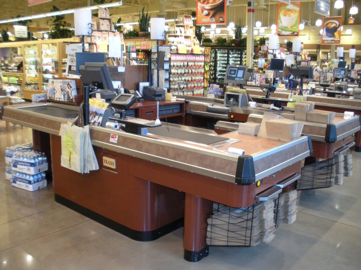 Store Checkout Counters New Amp Reconditioned Checkout