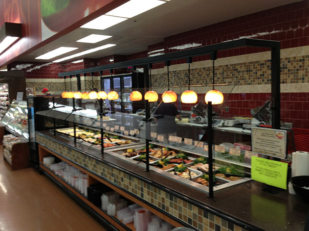 Hot Amp Cold Food Bars Refrigerated Salad Amp Commercial Soup