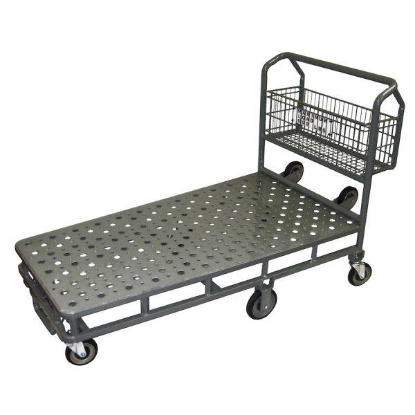Steel Universal Nesting Flatbed Cart