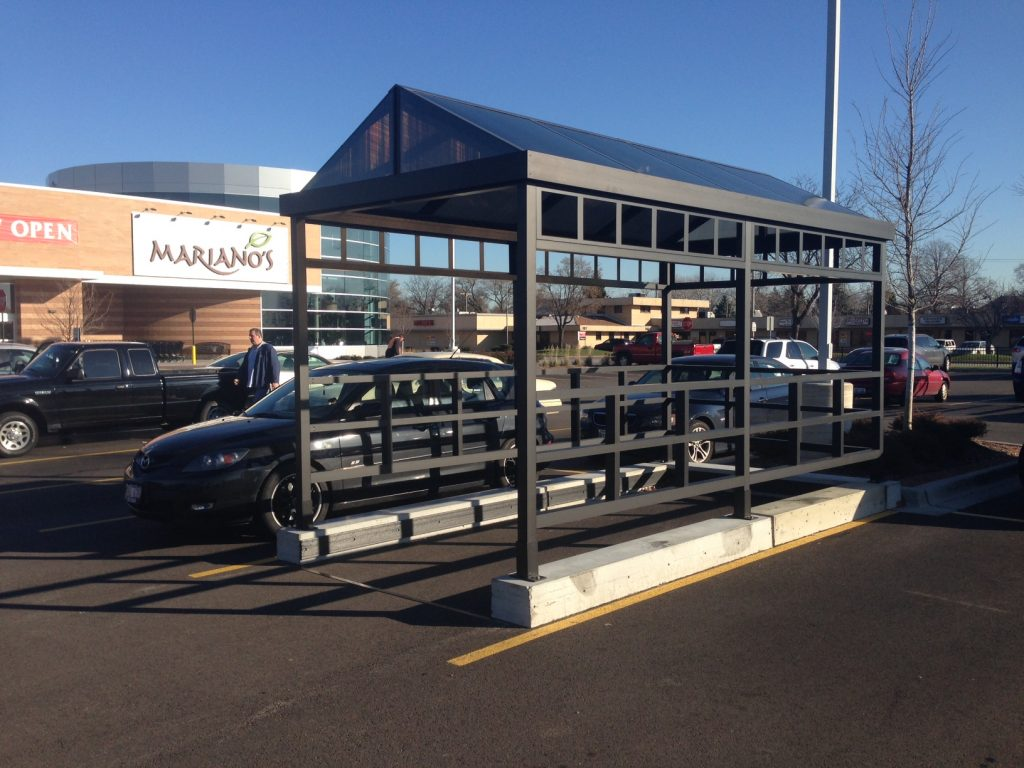 Mariano's Covered Corral Image