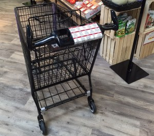 Used Shopping Carts For Rental Use R W Rogers Company